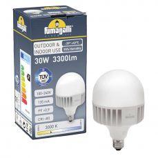 E27 Highpower LED Lamp 30W 3000K