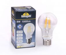 E27 Filament LED Lamp 8W 2700K